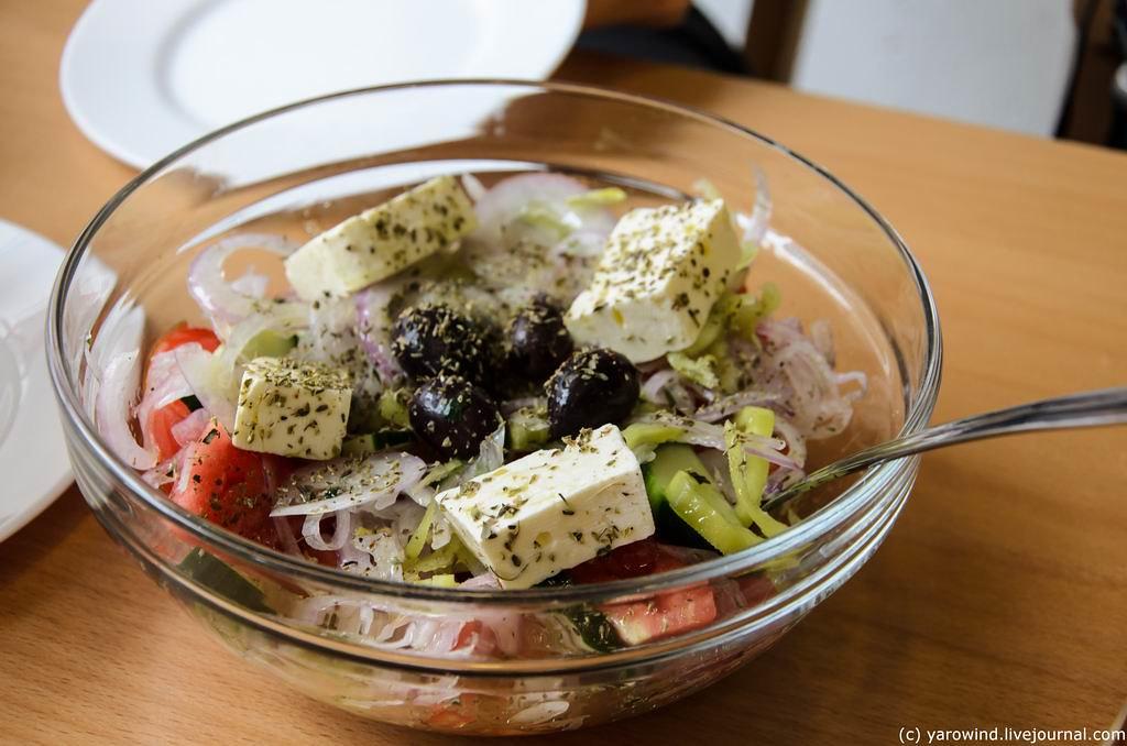 Греческие еды