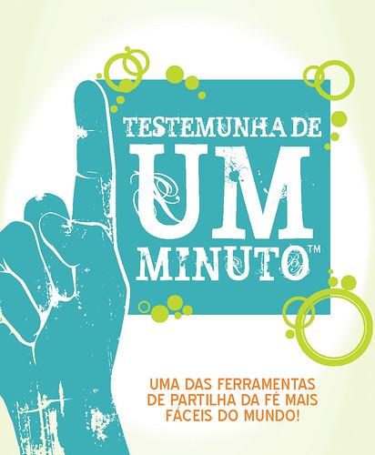 TESTEMUNHA DE UM MINUTO