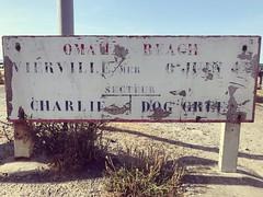Omaha Beach, Normany