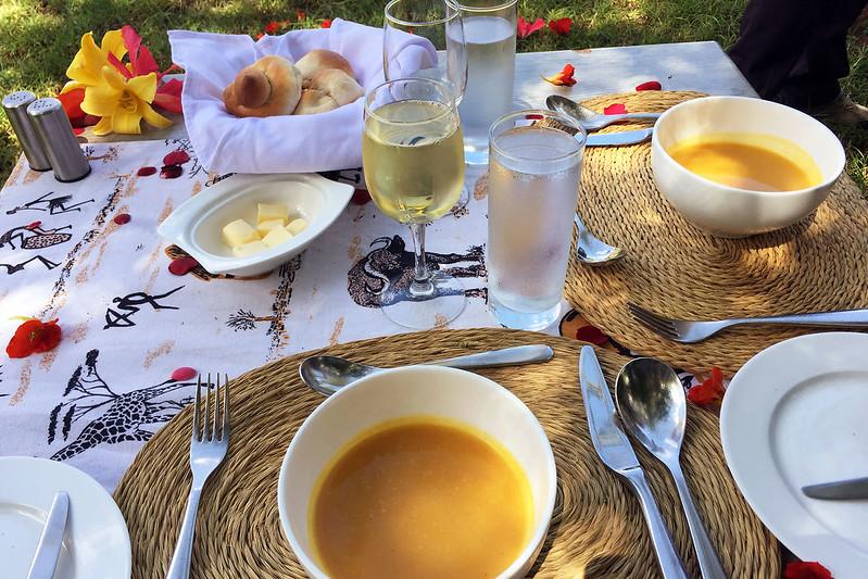 Acacia lunch 1