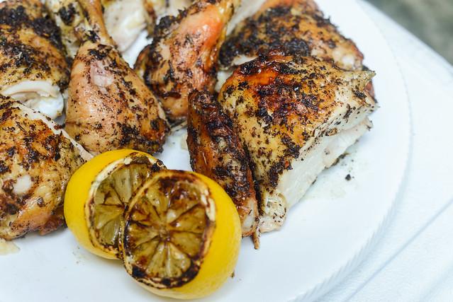Lemon, Sumac, & Herb Chicken