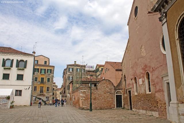 Campo San Giacomo dell'Orio, Santa Croce Venezia