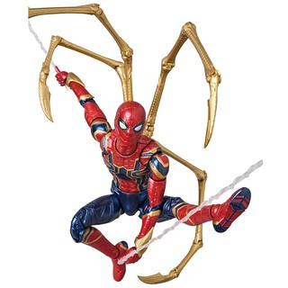 Stop, My Wallet is Already Dead… MAFEX – Avengers: Infinity War – Iron Spider