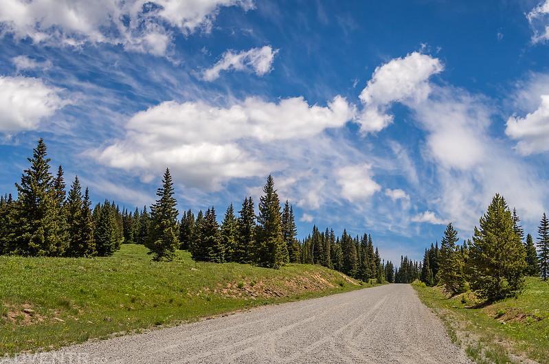 Ripple Creek Pass Clouds