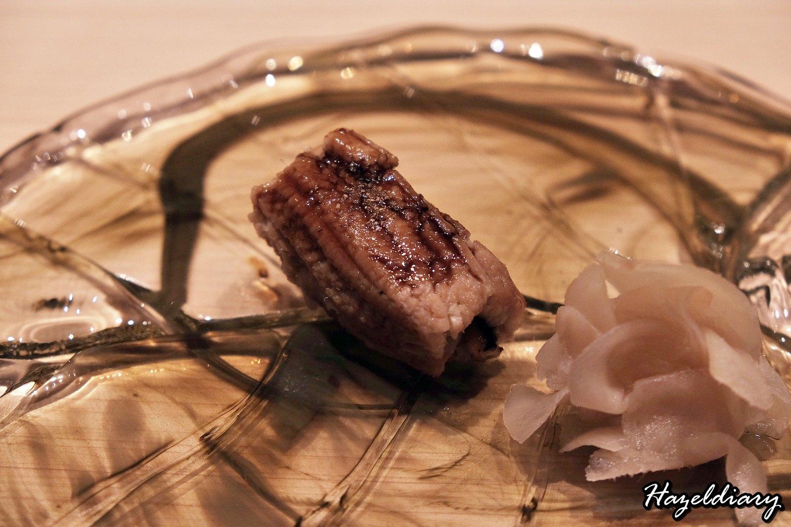 Sushi Chiharu by Tamaya Dining-Edomae Sushi-Anago Nigiri