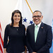 July 31, 2018 - 3:29pm - Ambassador Haley meets with Nepal's Ambassador to the United States, Dr. Arjun Kumar Karki, July 31, 2018