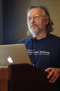 Allen H. Renear at Balisage 2018