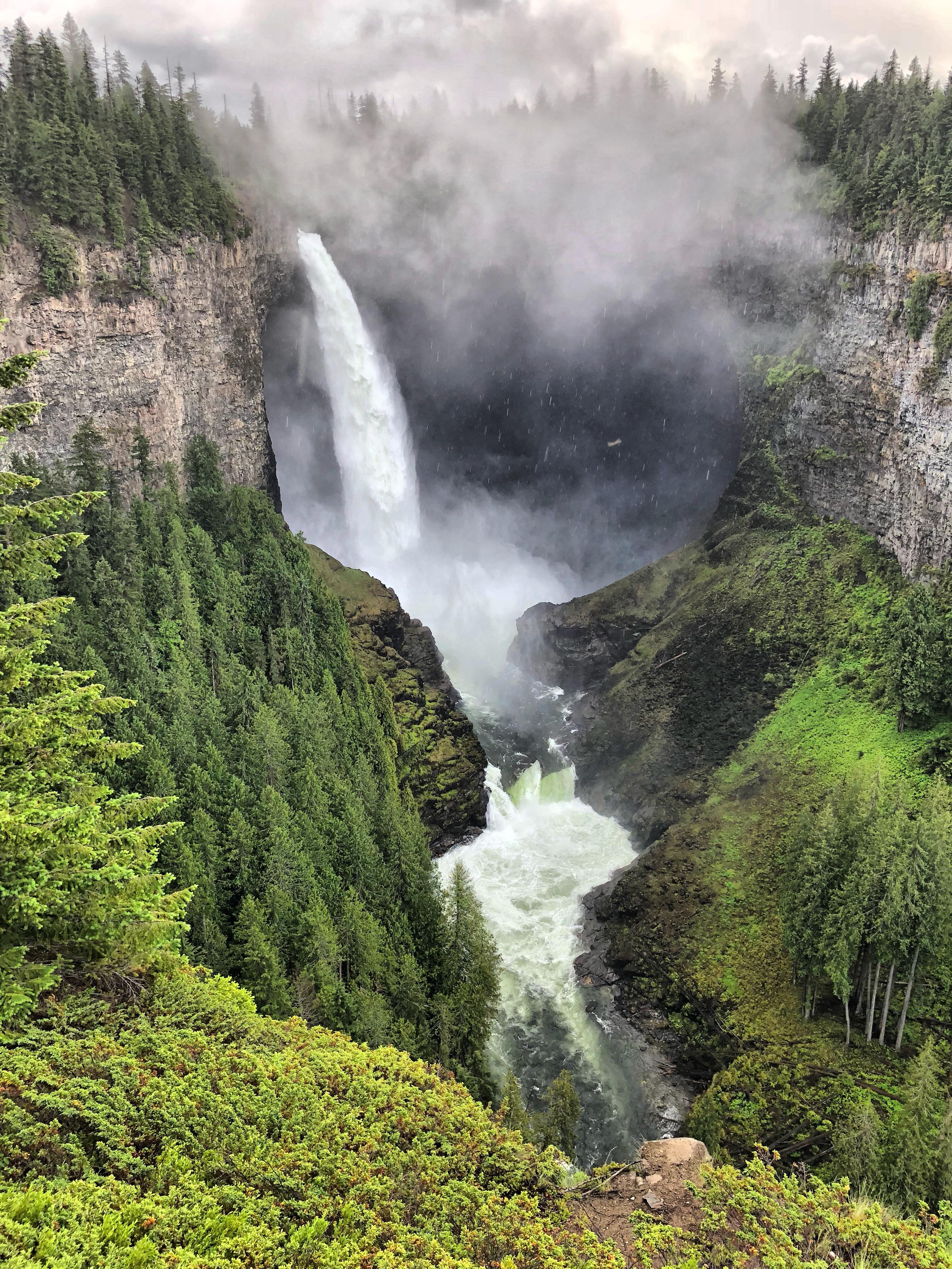 Canada Rockies TrekAmerica Itrekhere 2018 505