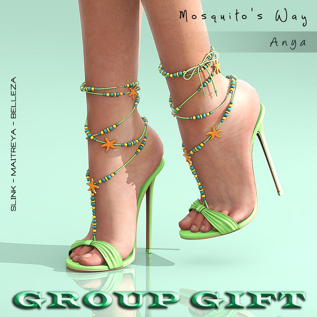 Mosquito's Way - Anya *Group Gift* - TeleportHub.com Live!