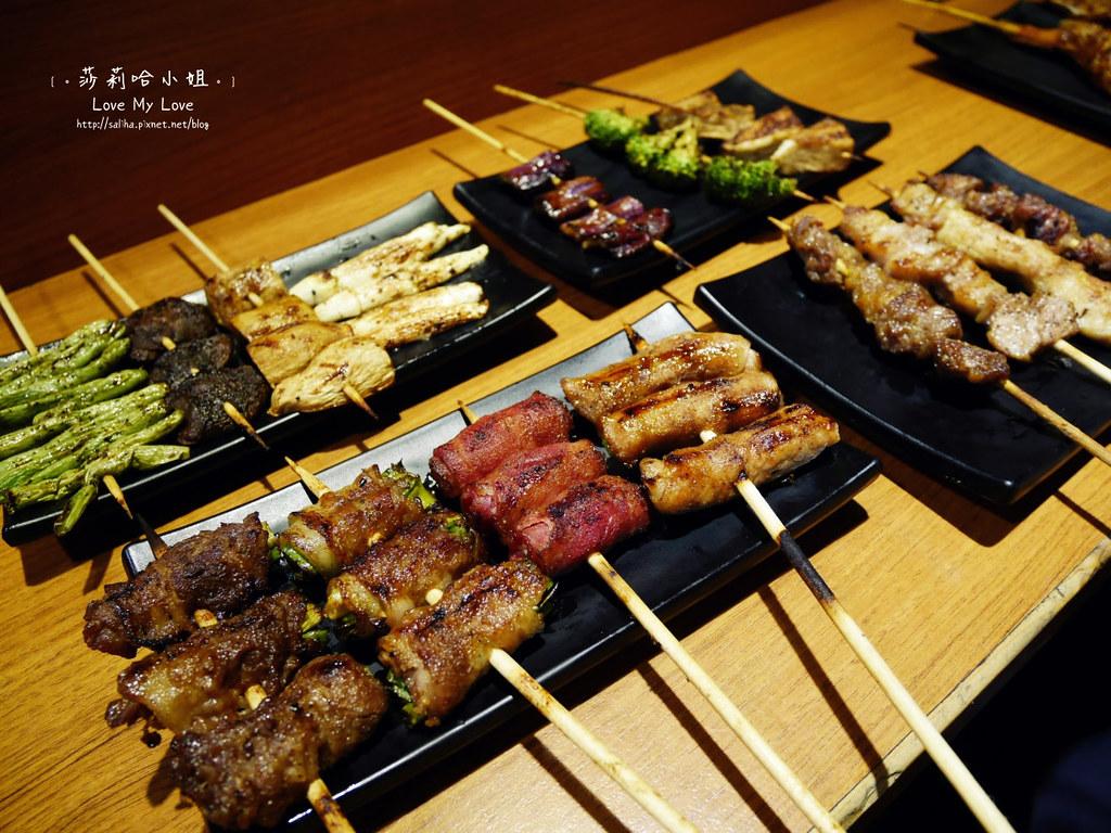 台北中山區平價餐廳居酒屋推薦柒串燒屋 (27)