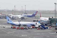 LIM Lima airport Peru international terminal 2018 with interjet Mexico
