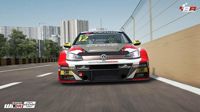 Volkswagen Motorsport GTI TCR RaceRoom 4