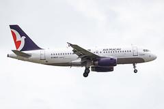 AIR MACAU A319-100 B-MAO 001