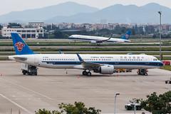 CHINA SOUTHRN A321neo B-8368 001