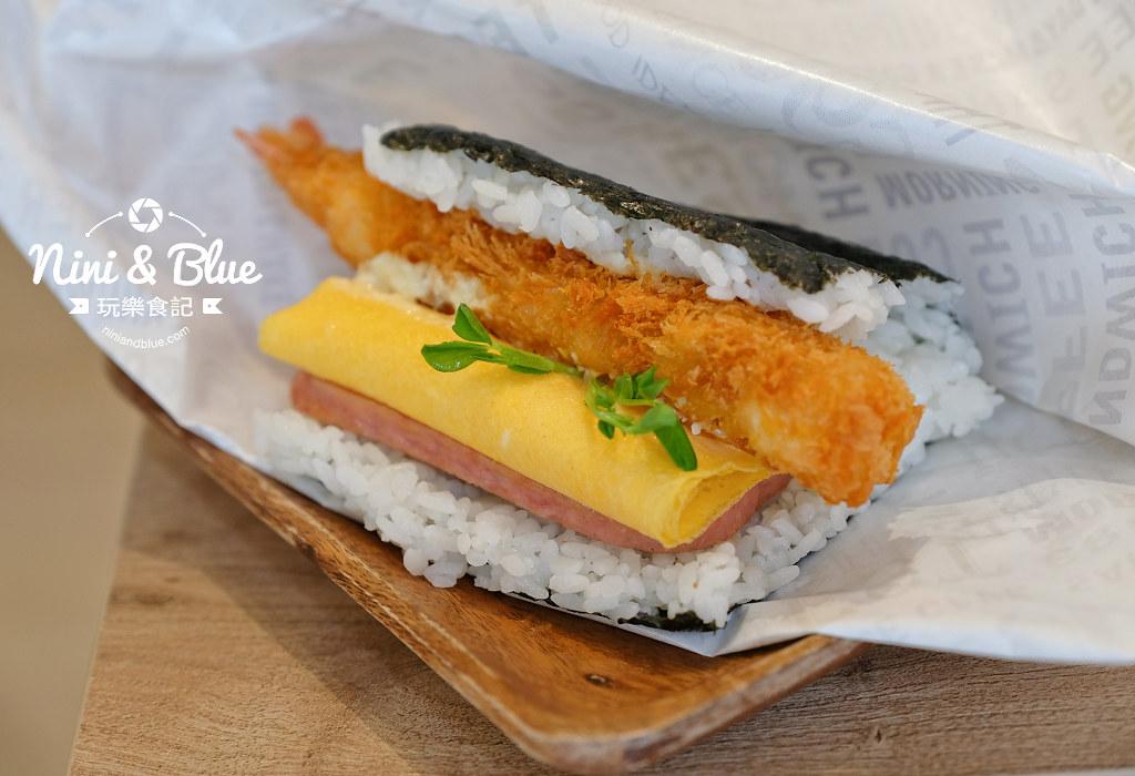 樂米屋 沖繩飯糰 公益路美食08