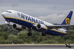 Ryanair Boeing 737-8AS EI-EFH