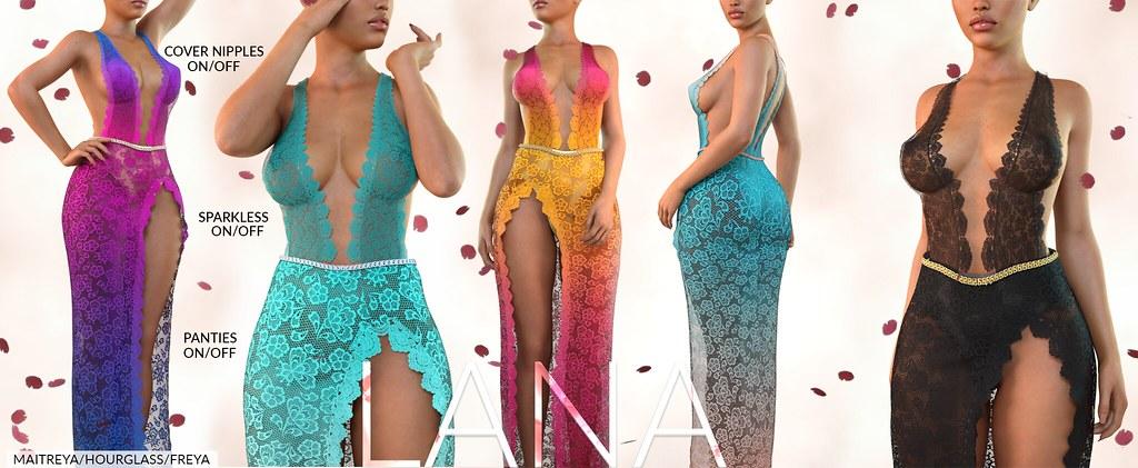 #LANA // The Sofia Dress
