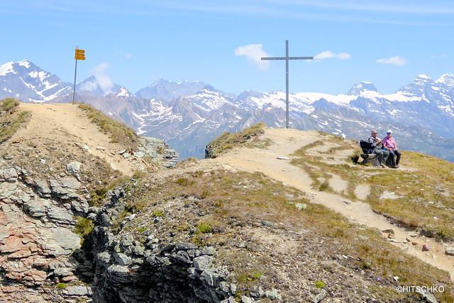 Das Illhorn, 2717 m, Panasonic DMC-TZ61