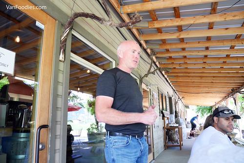 Covert Farms Family Estate Farm Tour