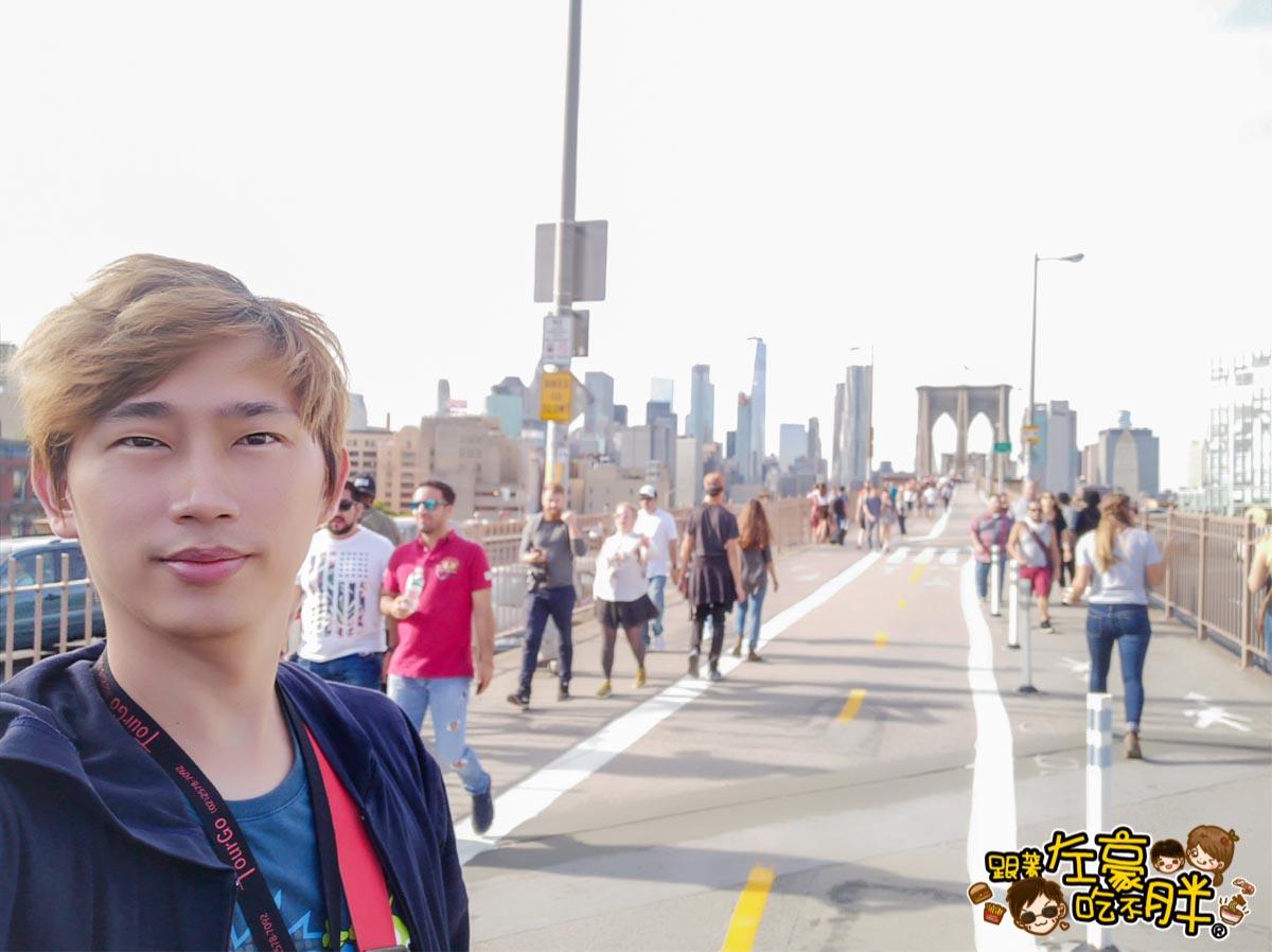 美國紐約-布魯克林大橋-53