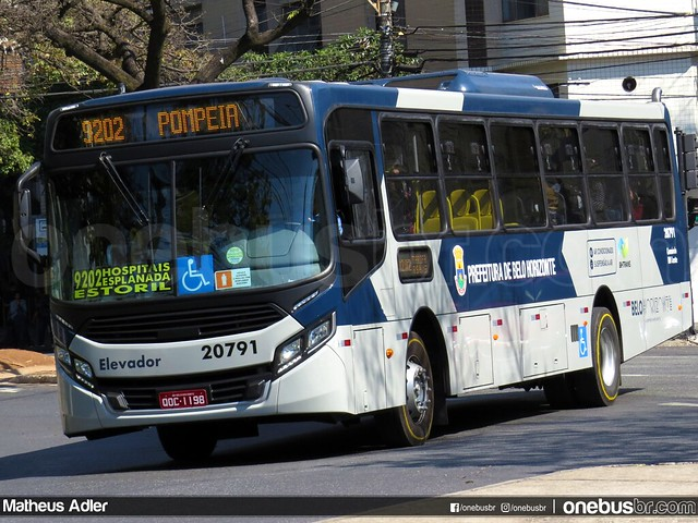 Viação São Geraldo - 20791