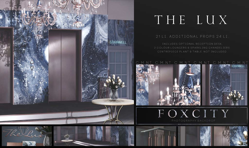 FOXCITY. Photo Booth – The Lux @ Vanity