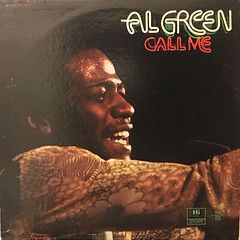 AL GREEN:CALL ME(JACKET A)