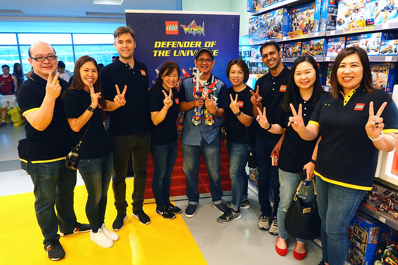 LEGO Ideas Fan Designer Comes to Singapore