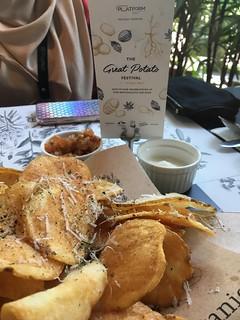 Lunch @ Botanica Co
