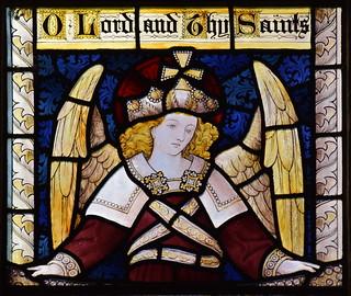 O Lord and Thy Saints (Burlison & Grylls, 1880s)