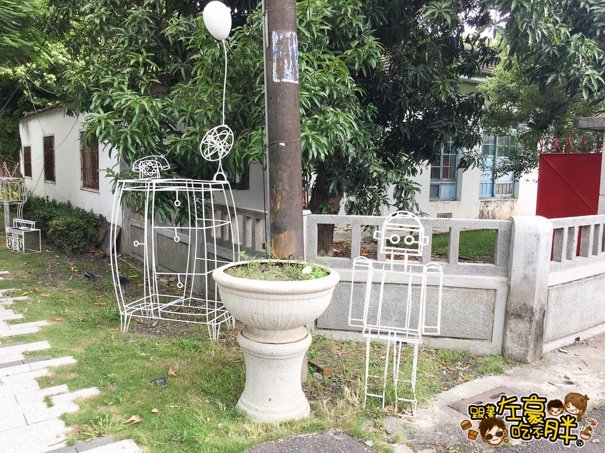 2019屏東燈會IG景點青島街-12