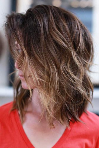 Trendy Shag Haircut Ideas -Modernized Versions Of Styles 2019 12