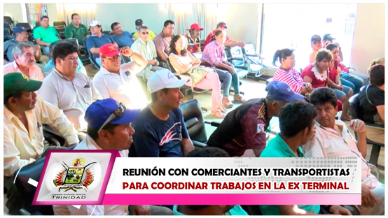 reunion-con-comerciantes-y-transportistas-para-coordinar-trabajos-en-la-ex-terminal