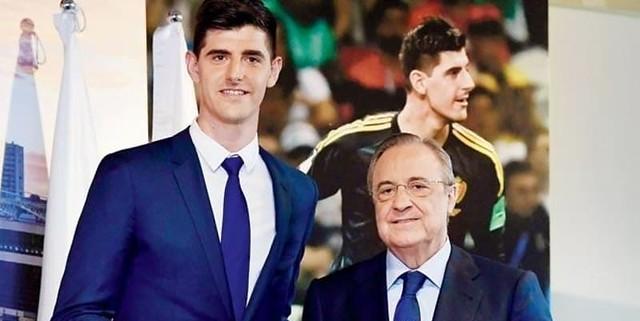 Kepindahan Thibaut Courtois Ke Real Madrid Menyakitkan