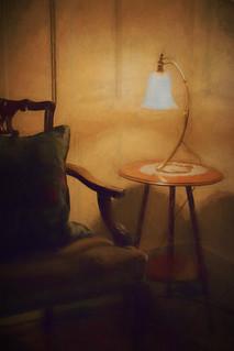 The light in the corner