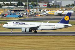 Lufthansa Airbus A320-271N D-AINF 10/08/18