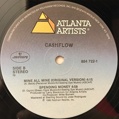 CA$HFLOW:MINE ALL MINE(LABEL SIDE-B)
