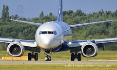 Ryanair B737 ~ EI-FTY