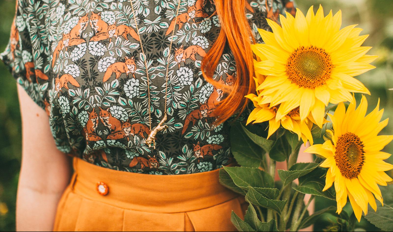 sunflower field-15