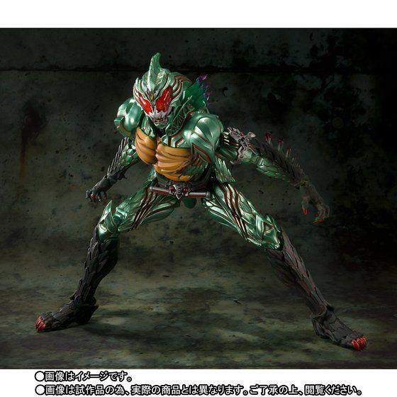 S.I.C. 《假面騎士Amazons》假面騎士Amazon Omega!仮面ライダーアマゾンオメガ