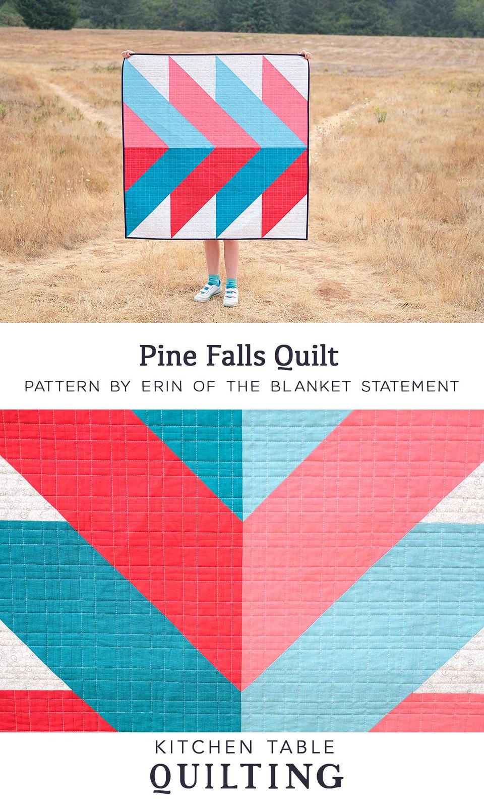 Pine Falls Quilt