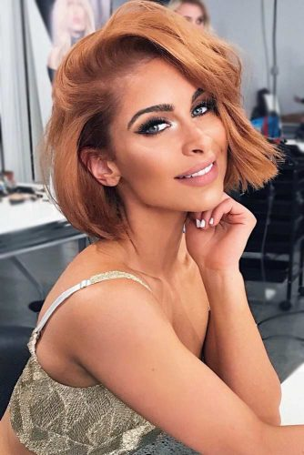 Best Short Bob Hairstyles 2019 Get That Sexy-short haircut trends to try now 5