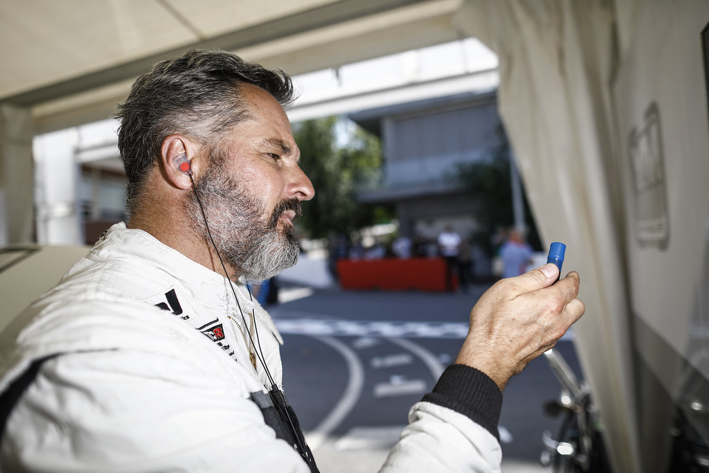 MULLER Yvan, (fra), Hyundai i30 N TCR team Yvan Muller Racing, portrait during the 2018 FIA WTCR World Touring Car cup of Portugal, Vila Real from june 22 to 24 - Photo Francois Flamand / DPPI