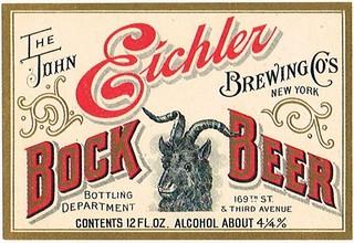 Eichler-Bock-Beer-Labels-John-Eichler-Brewing-Company