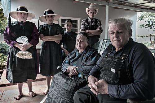 Menonitas de Nueva Durango. Miguel Bergasa