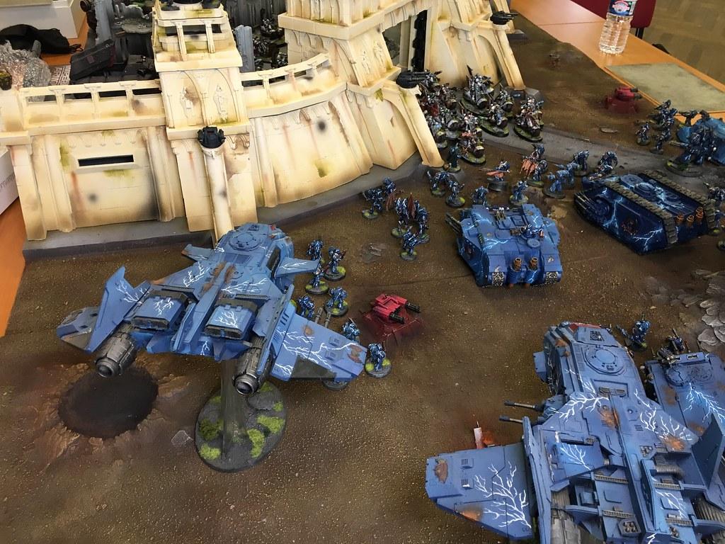 Medal of Colors Assault on Molech Armies-65