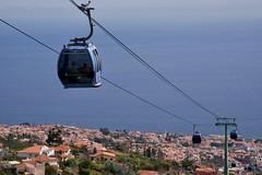 Teleférico de Madeira