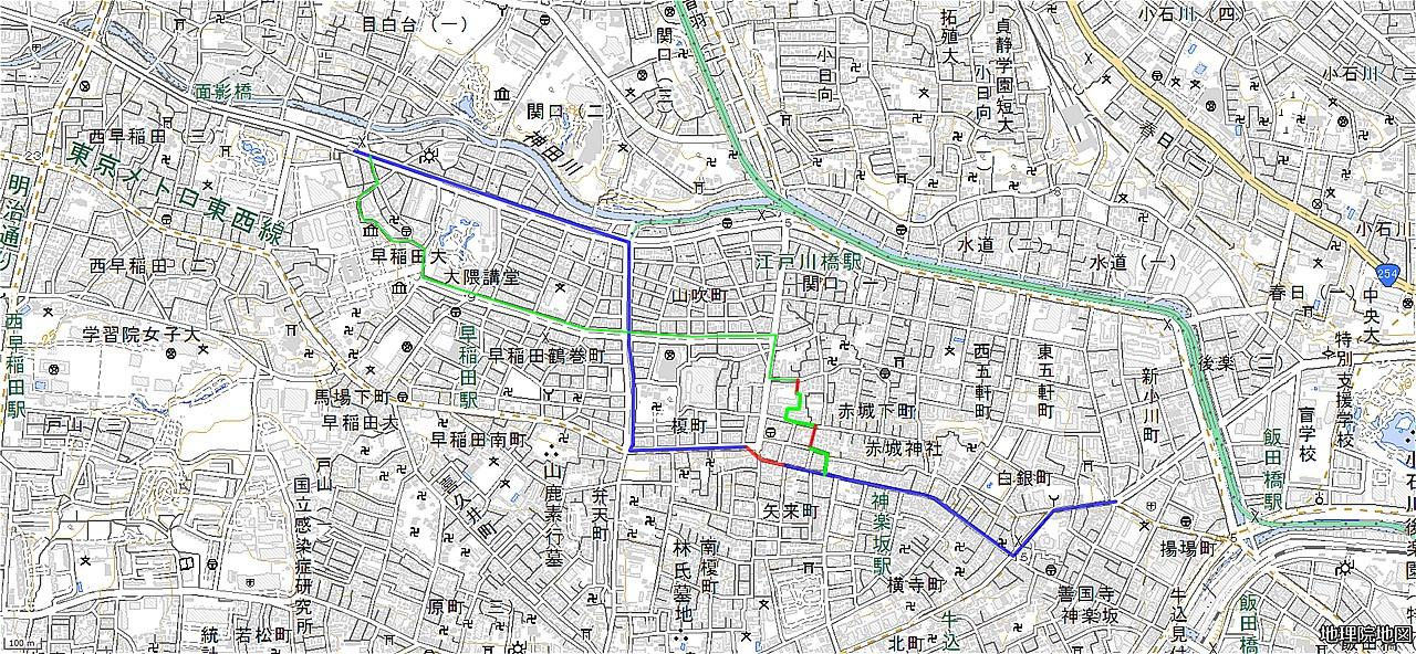 20180703_早稲田-筑土八幡町