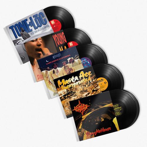 Delicious Vinyl Reissues