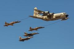 CN-AOR Lockhedd KC-130H Royal Maroccan Air Force @ Marrakech RAK GMMX